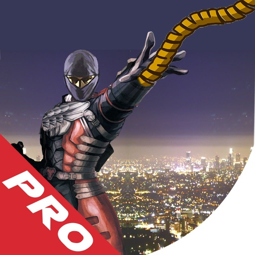 A City War Hero PRO - Live The Exciting Adventure With Rope icon