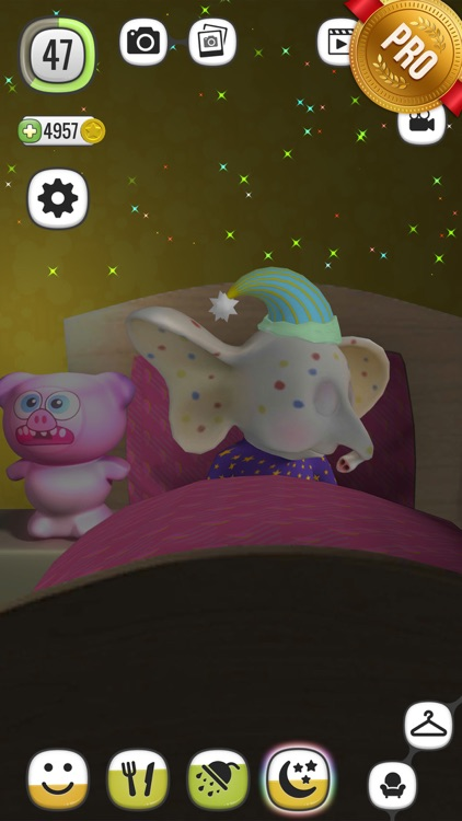 ! My Talking Elephant Elly PRO - Virtual Pet screenshot-3