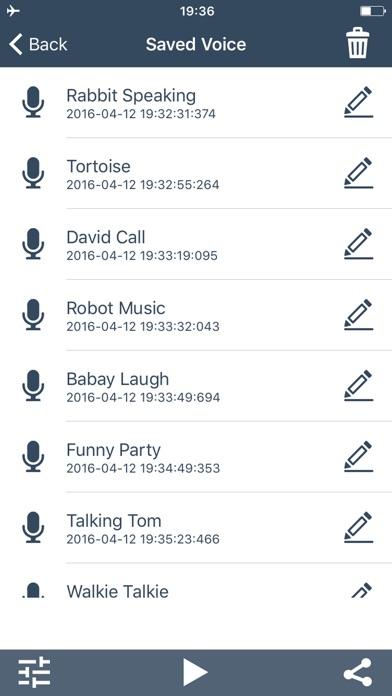 Voice Change.r Prank Call Dial app image