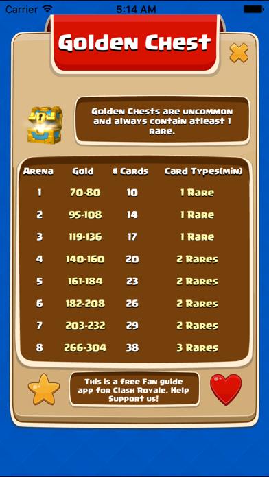 Chest Tracker for Clash Royale - Easy Rotation Calculatorのおすすめ画像4