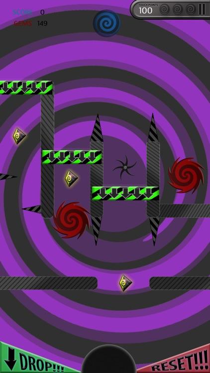 Spiro X - Draw To Escape screenshot-4