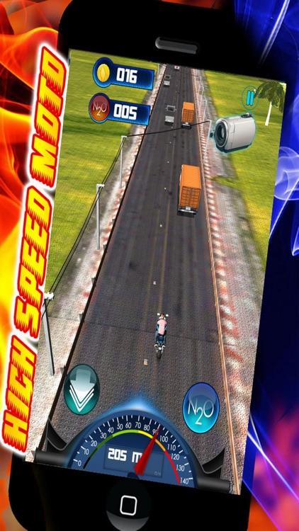 Speed Racing Game: Traffic Rider