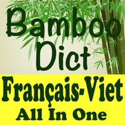 Bamboo Dict French-Vietnamese All In One