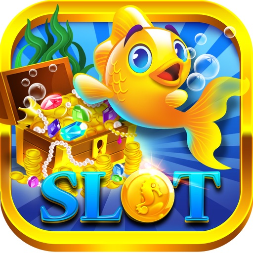 Goldfish Goldmine – Old Vegas Classic Slot Machines Game & Free Spins Real Casino Slots