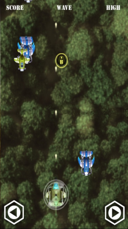 Attack Helicopter - Jungle Shotz