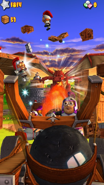 Catapult King screenshot-0