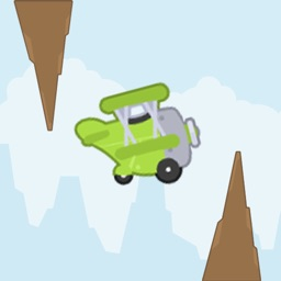 Flappy Plane - Addictive Arcade Adventure