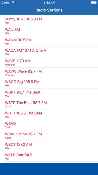 Radio Channel Florida FM Online Streaming