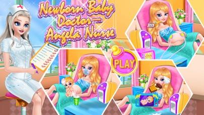 Pregnant Give Birth A Baby - Angela NurseScreenshot of 4