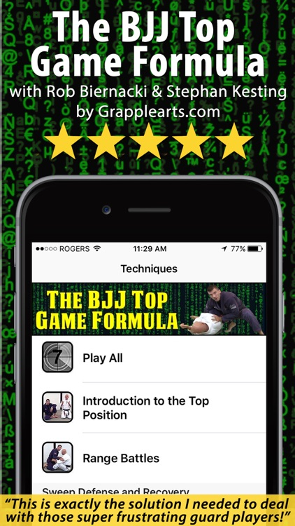 BJJ Top Game screenshot-0