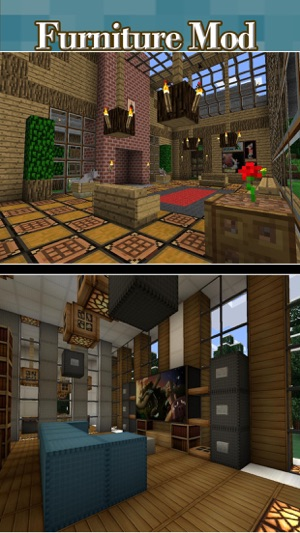 Best Furniture Mods - Pocket Wiki & Game Tools for Minecraft