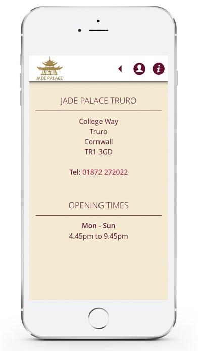 Jade Palace Truro screenshot three