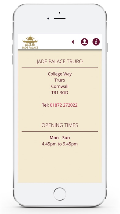 Jade Palace Truro screenshot three