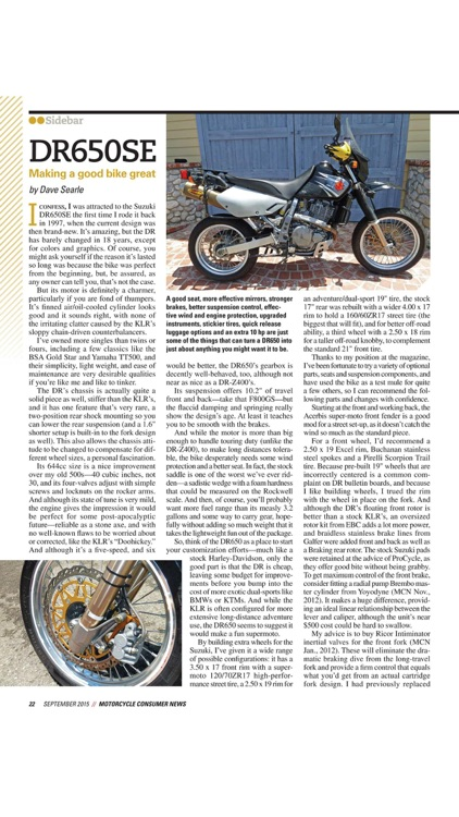Motorcycle Consumer News screenshot-2