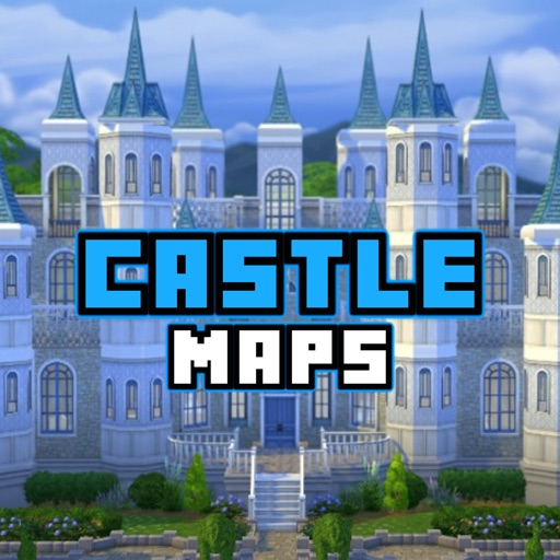 Castle Maps for Minecraft PE - The Best Maps for Minecraft Pocket Edition (MCPE)