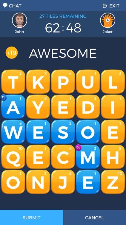 Lettermash - Turn Based Word Battle