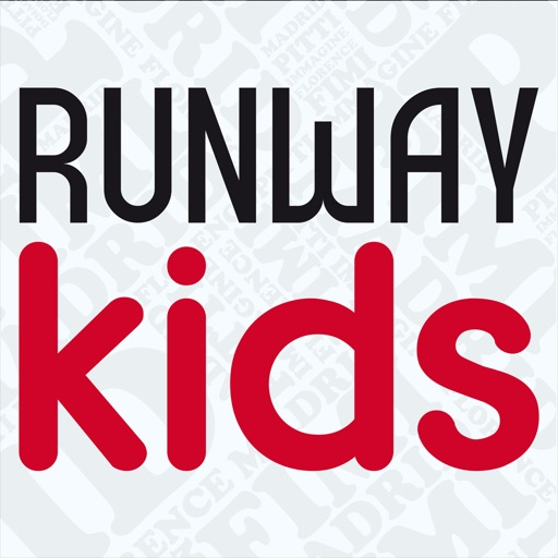 Close Up Runway Kids