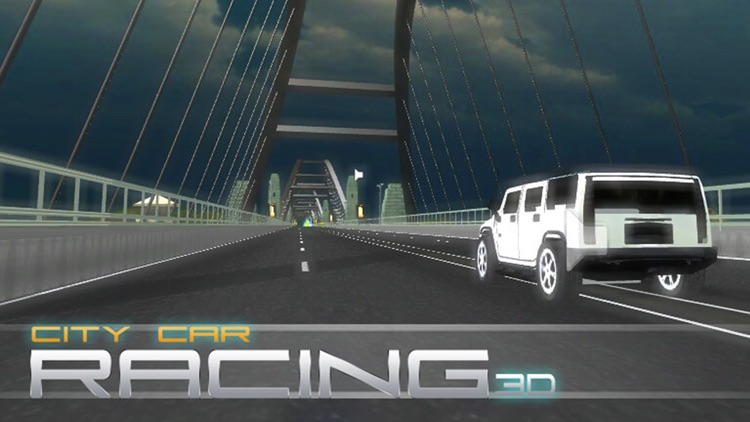 City Car Racing 3d. screenshot-3