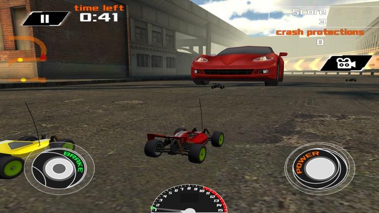 3D RC Car Nitro Street Racing: eXtreme Buggy City Race Simulator FREE screenshot-3
