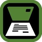 visScanLite - document all-round scanner icon
