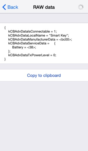 Bluetooth Smart Scanner on the App Store