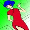 子供のぬりえ - かわいい漫画Kuraka