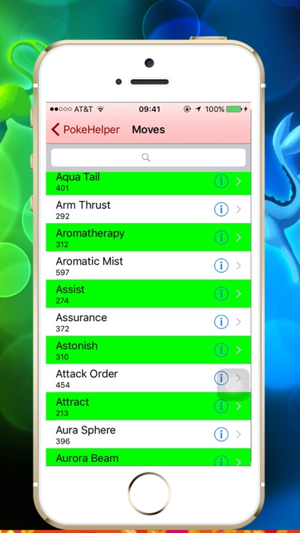PokeHelp - PokeDex for Pokemon Game screenshot-4