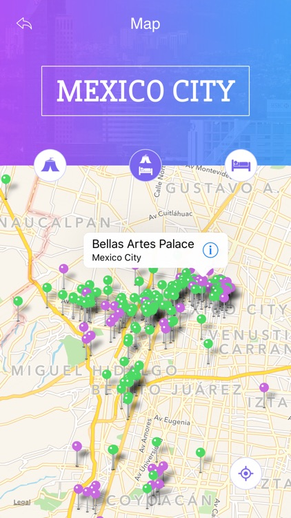Mexico City Guide screenshot-3