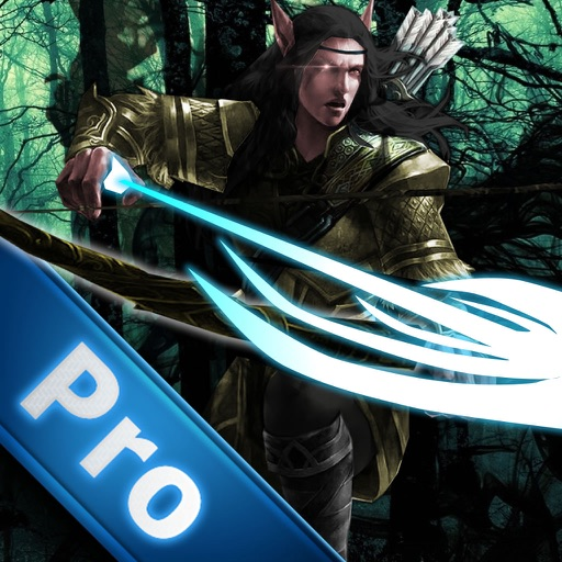 Arrow Magic Elfica Pro - Amazing Bow and Arrow Shooting Target Game icon