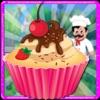 カップケーキメーカー - ショートケーキベイクショップ&キッチンアドベンチャーゲームを調理する子供たち - iPhoneアプリ