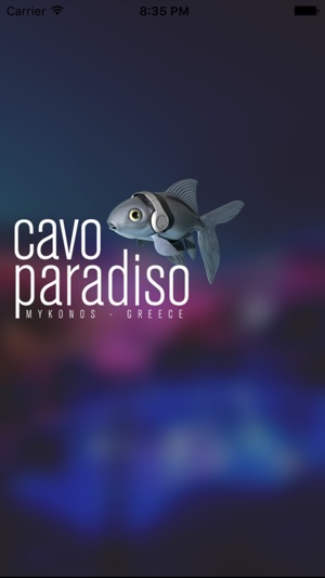 how many iphones are there cavo paradiso mykonos on the app 4549