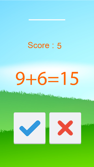 Quick Math - Train your Brain! A Freaking Math Puzzle Fast Game Free For Kid screenshot two