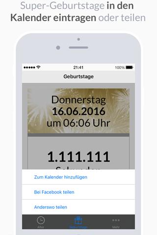 AgeApp screenshot 4
