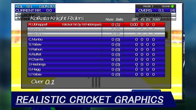 IPL Cricket Craze 3D screenshot-4