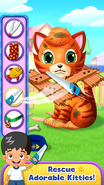 My Baby Pet Vet Doctor 2 - Cute Animals Kids Games