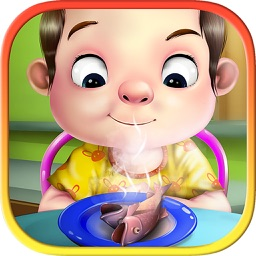 Kitchen Kids Cooking Chef : let's cook the most delicious food !