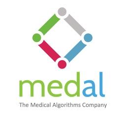 Medal: Medical Calculators, Algorithms, Scores CDS