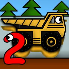 Camions D'Enfants: Puzzles 2