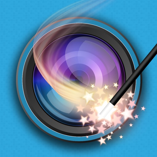PhotoPouch (Easy&Quick Photo editor)