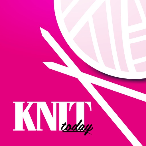 Knit Today – patterns, yarn reviews, advice, charity knits. icon