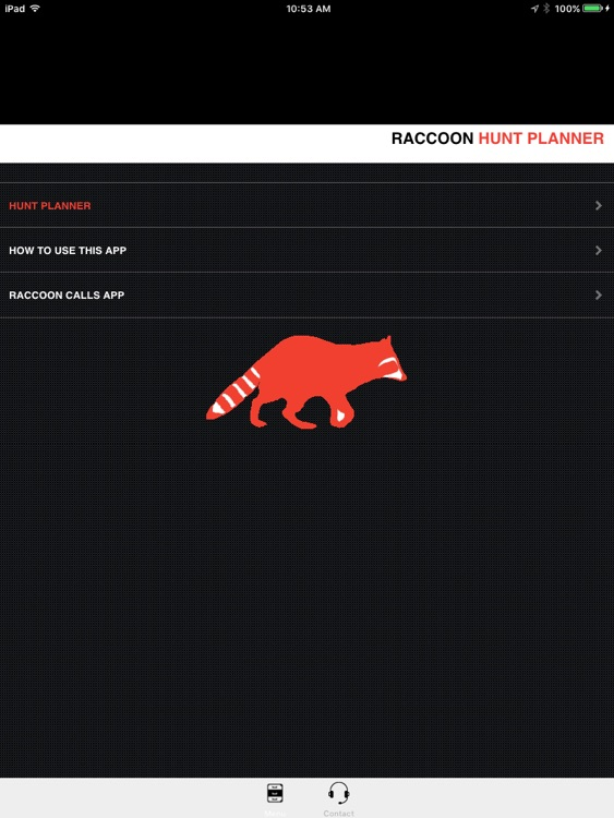 Raccoon Hunting Planner - Outdoor Hunting Simulator - Ad Free screenshot-3