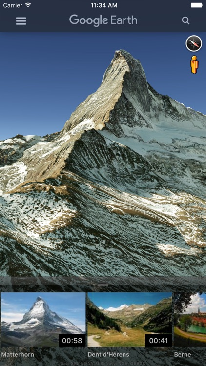 Google Earth app image