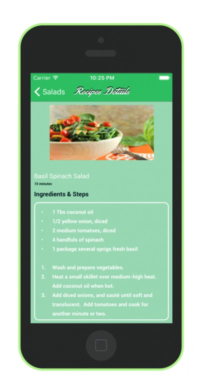 Food & Food - Weekend and Festival Special Recipes, Meal Plans, Best Free Cooking App screenshot-3
