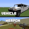 Vehicle and Weapon Mods for Minecraft PC Free - iPhoneアプリ