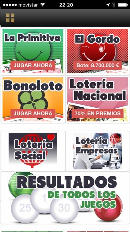 Loterías la Tres