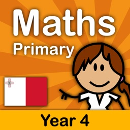 Maths Skill Builders - Year 4 - Malta