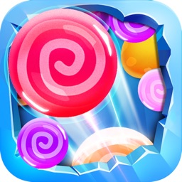 Sweet Candy Mania (Mathch3  puzzle game for saga lovers)