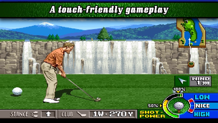 NEO TURF MASTERS screenshot-2
