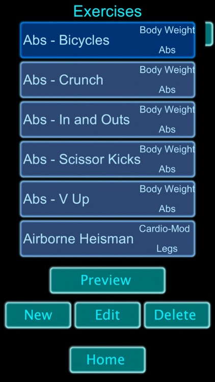 The Ultimate Workout screenshot-3