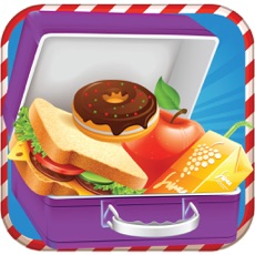 Activities of Kids school lunch maker – A school food & lunch box cooking game for girls